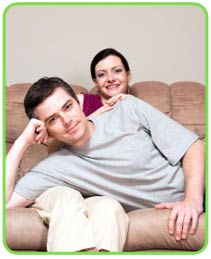 image of couple for motts mortgage remortgaging page
